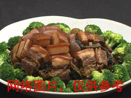 【味佳香】The Hakka Style Braised Pork 梅干扣肉(切塊)  (Closed Monday)