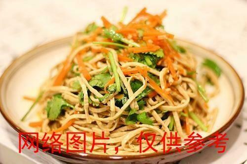 【味佳香】Cold Dishes Bean curd Shirred 涼拌干絲 (Closed Monday)
