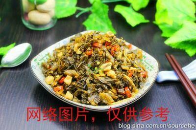 【味佳香】Stir-Fried HomemadePickled Veggies 炒酸菜 (Closed Monday)
