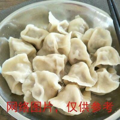 【味佳香】Pork&Cabbage Dumplings(12 pcs)白菜猪肉水饺(12颗) (Closed Monday)