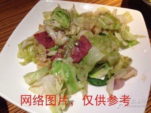 【味佳香】炒台湾高丽菜 (Closed Monday)