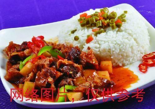 【味佳香】Stewed Beef Rice Plate 红烧牛肉饭 (Closed Monday)