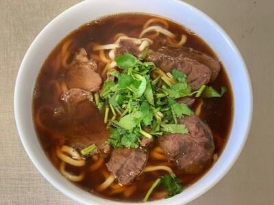 【又一村】Handmade Beef Noodle Soup 手擀牛肉面 (Thu. and Fri. only 仅周四周五)