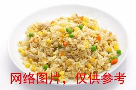【味佳香】Pork Fried Rice 猪肉丝炒饭 (Closed Monday)