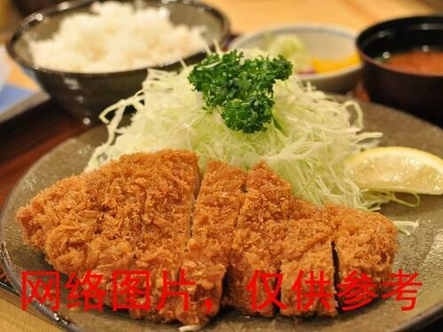 【味佳香】Deep Fried Pork Chop  炸豬排 (Closed Monday)