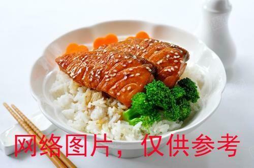 【味佳香】Fish Fried Steak w/Rice Plate 鱼排饭(Closed Monday)