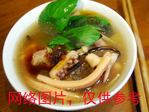 【味佳香】Taiwanese Squid in Thick Soup 鱿鱼羹  (Closed Monday)