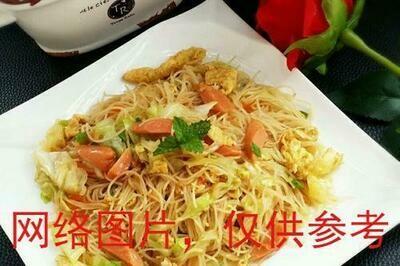 【味佳香】Vegetarian Fried Rice Noodle/Noodle素炒米粉/面  (Closed Monday)