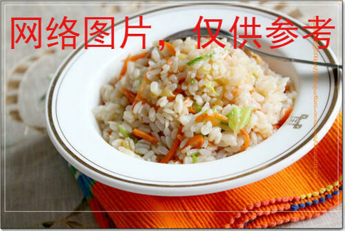 【味佳香】Vegetarian Fried Rice 素炒飯(Closed Monday)