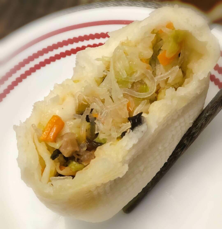 【又一村】Steamed Vegetables Bun(5pcs) 全素包(5只)(Closed Monday& Tuesday)