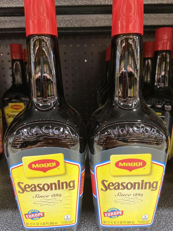 【RBG】Maggi Seasoning 美极 鲜酱油 27 FL OZ