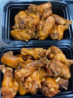 【喜甜】Sauced Chicken Wing 川味卤鸡翅 微辣(Friday Only)
