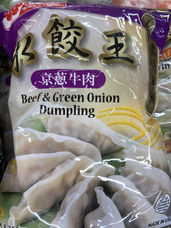 【RF】味全水饺王 京葱牛肉 21oz