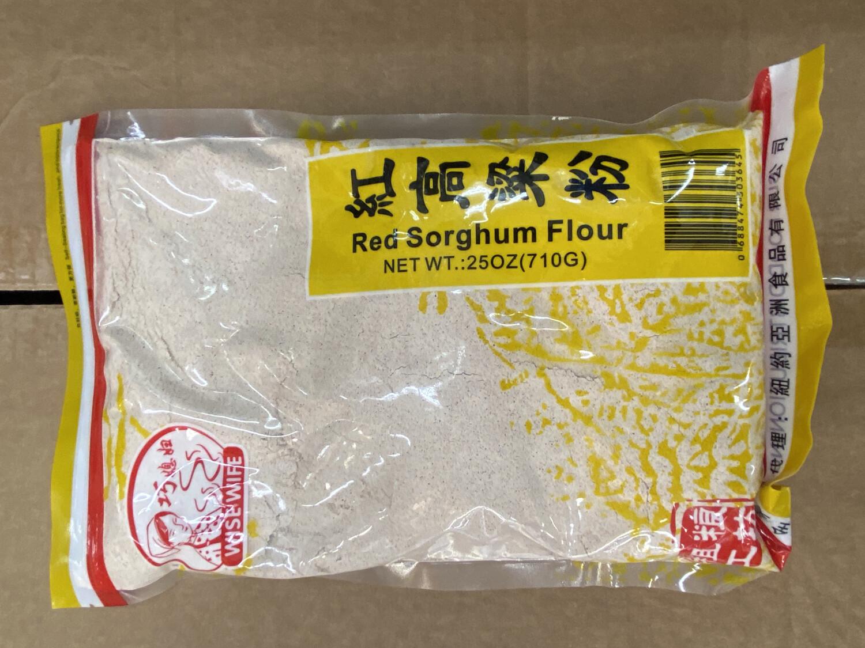【RG】巧媳妇 Red Sorghum Flour  红高粱粉 710g