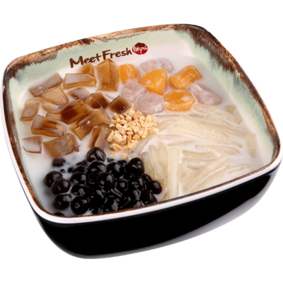 【鲜芋仙】Almond Soup #6 杏仁烧 6号