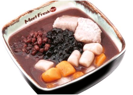 【鲜芋仙】Red Bean Soup #4 红豆汤 4号