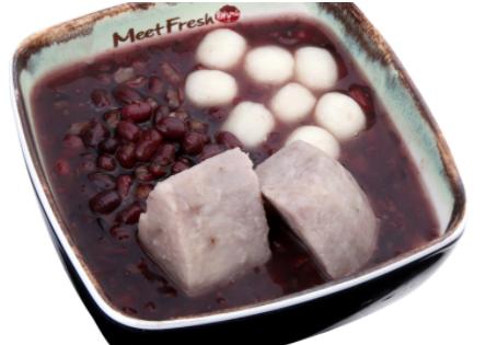 【鲜芋仙】Purple Rice Soup #4  紫米粥 4号