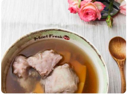 【鲜芋仙】Taro Tofu Pudding 芋头豆花