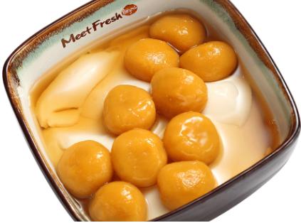 【鲜芋仙】Sweet Potato Taro Ball Tofu Pudding 宇薯圆豆花