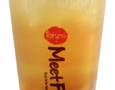 【鲜芋仙】Fluffy Winter Melon Tea W. Mini Taro Balls 小芋圆冬瓜鲜奶霜