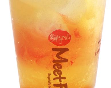 【鲜芋仙】Winter Melon Tea W. Mini Taro Balls小芋圆冬瓜茶