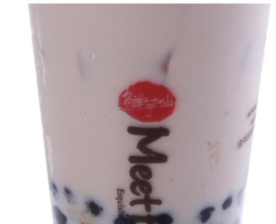【鲜芋仙】Fresh Milk Tea W. Boba 珍珠鲜奶茶
