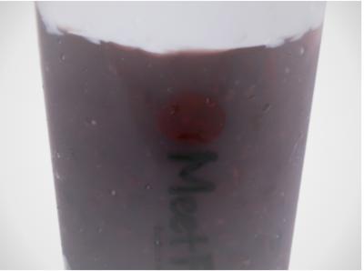 【鲜芋仙】Purple Rice Drink W. Boba Fresh Milk 紫米珍珠鲜奶