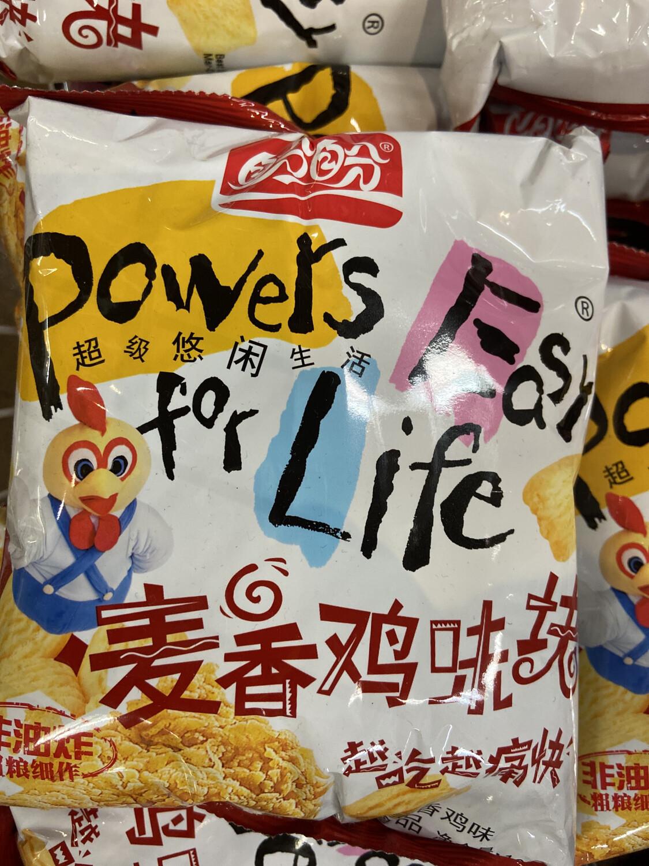 【RDG】盼盼 麦香鸡味块 原味105g