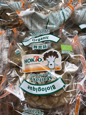【RDP】有机舞茸菇 100g