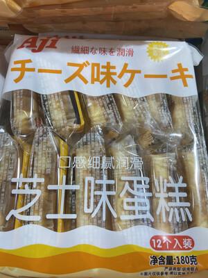 【RBG】长崎 芝士小蛋糕 12枚入 180g