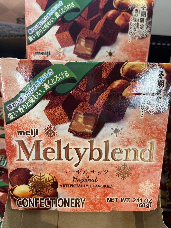 【RDG】Meiji明治 榛果巧克力糖 入口即化 冬期限定款 60g