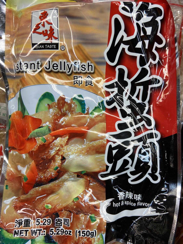 【RDF】东之味 即食 海蜇头 香辣味 150g