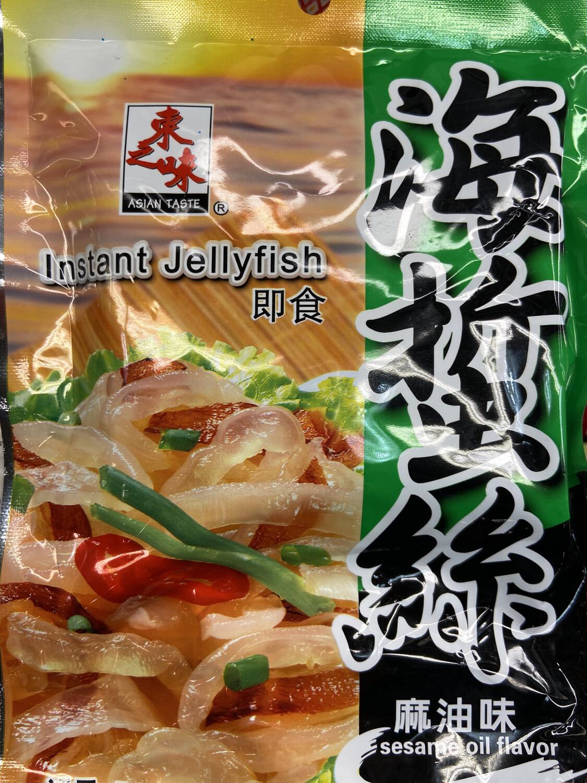 【RDF】东之味 即食 海蜇丝 麻油味 150g