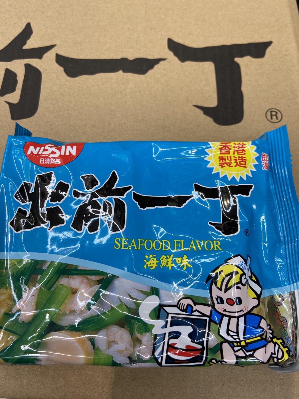 【RG】出前一丁 海鲜味 3.5oz