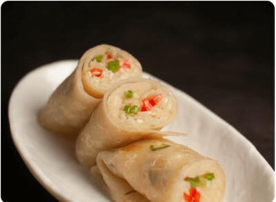 【包十一】Shredded Potato Wrap 土豆丝卷饼(Closed Tuesday)