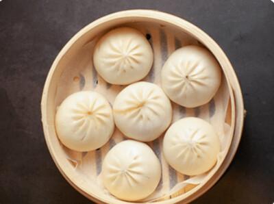 【包十一】Fresh Meat Bun 8pcs 鲜肉小包 8只 (Closed Tuesday)
