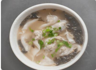 【包十一】Bone Soup Wonton 骨汤小馄饨(Closed Tuesday)