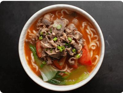 【包十一】Beef Noodles In Tomato Soup 番茄浓汤肥牛面 (Closed Tuesday)
