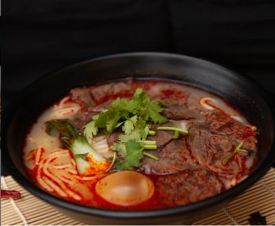 【精武鸭脖】Beef Noodle/Rice Noodle 牛肉面(粉)(Closed Monday)