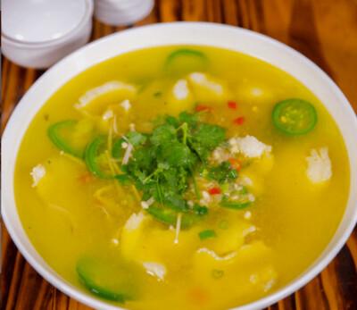 【面面聚道】Fish Fillet W. Spicy Szechuan Pepper 藤椒鱼片