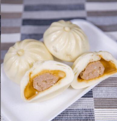【鲁香村】Steam Pork Buns  小笼包(10pcs/盒) (Closed Tuesday)