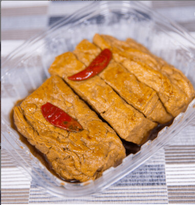 【鲁香村】Braised Tofu 卤豆腐 1pack(Closed Tuesday)