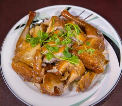 【味佳香】Taiwanese Style Braised Whole Chicken 台式卤全鸡 (Closed Monday)