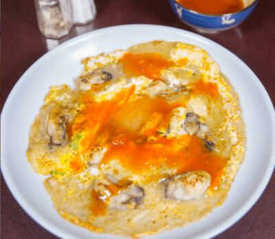 【味佳香】Oyster Omelette 蚵仔煎 (Closed Monday)