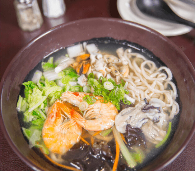 【味佳香】Seafood Noodle/Rice Noodle Soup 海鲜什锦 米粉汤/汤面 (Closed Monday)