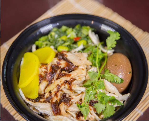 【味佳香】Special Chicken Shredded/Rice 台湾鸡肉丝饭 (Closed Monday)