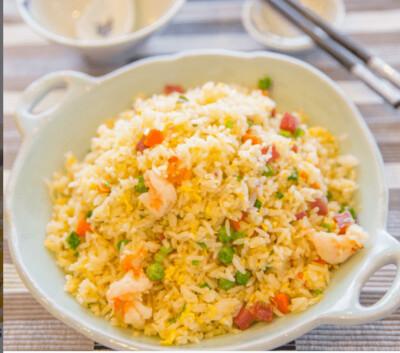 【湘浙汇】Yangzhou Style Fried Rice扬州炒饭(CLOSED MONDAY)