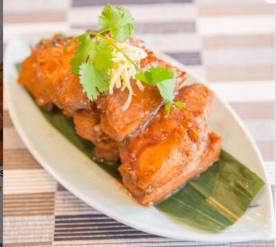 【湘浙汇】Hangzhou Smoked Fish (Bone In) 杭州熏鱼(CLOSED MONDAY)