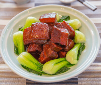 【湘浙汇】Grandma Braised Pork Belly外婆红烧肉(CLOSED MONDAY)