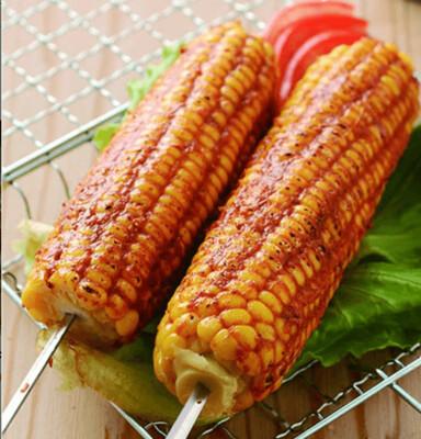 【新疆烧烤】Corn Skewer 烤玉米 1份(Closed Tuesday)